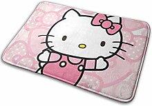 SanRe Hello-Kitty-Teppich für den Innen- und