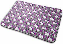 SanRe Niedlicher Hello Kitty Teppich für drinnen