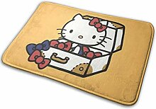SanRe Niedlicher Hello Kitty-Teppich für drinnen