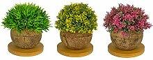 Sanrey Künstliche Pflanzen,