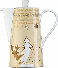 Santa's Reindeer Kaffeekanne/6Pers. 1,25 l -