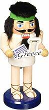 Santa's Workshop Griechenland Nussknacker,
