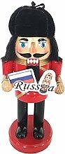 Santa's Workshop Russland Nussknacker, 25,4 cm