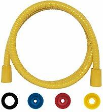 SANTRAS® Duschschlauch PREMIUM Gelb 1,50 m mit
