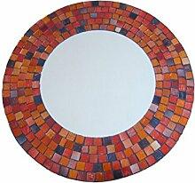 Sarana Wandspiegel Mosaik Arizona 40cm