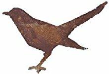 Saremo Astvogel Amsel stehend Direktstecker Vogel