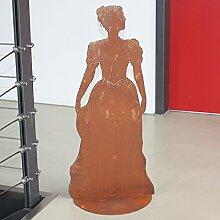 SAREMO Rost Mademoiselle mit geschlossenem Kleid,