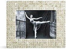 SARO LIFESTYLE Capiz-Bilderrahmen, 12,7 x 17,8 cm,