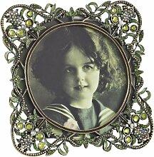 SARO LIFESTYLE Jeweled Photo Frames Bilderrahmen,