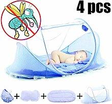 Sarplle Baby Reisebett Kinder Portable Krippen