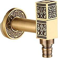 SASAU Badezimmer Waschmaschine Mopp Wasserhahn