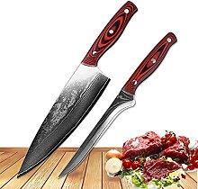 Sashimi-Messer Chefmesser Damaskus Stahl VG10