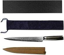 Sashimi-Messer Filet Messer 10 Zoll Damaskus