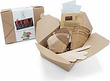 SATTE SAAT Chili Anzucht-Set zur Aufzucht scharfer