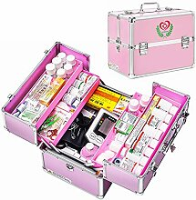 Saturey Erste Hilfe Koffer Medizin-Box