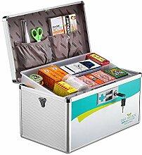 Saturey Medizinbox Erste Hilfe Box
