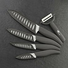 Satz Messer Keramikmesser Küchenmesser Set 3 4 5