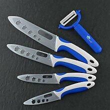 Satz Messer Keramikmesser Zirkonia Küchenmesser