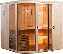 Sauna des Jahres weka Design-Sauna SARA 1 BioS