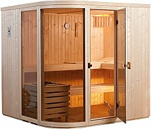 Sauna des Jahres weka Design-Sauna SARA 2 OS