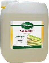 Sauna-Duftkonzentrat Zitronengras 5 l