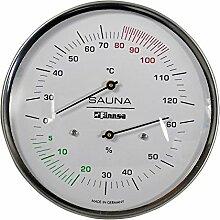 Sauna Hygrotherm 130 mm Skala