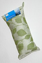Sauna Kissen Motiv Birke grün