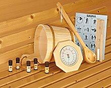 Sauna Set 10 teilig