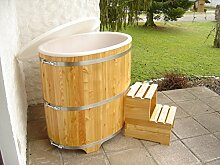 Sauna Tauchbecken aus PEFC zertifizierten