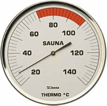 Sauna Thermometer 130 mm