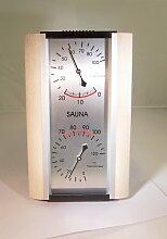 Sauna Thermometer/Hygrometer