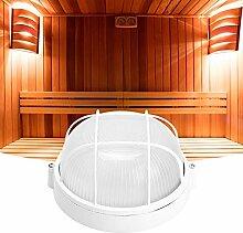 Saunalampe Saunabeleuchtung Leicht zu wechselnde