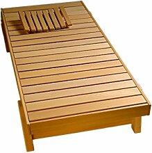 Saunaliege Relaxliege Saunabank Holzliege