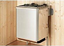 Saunaofen mit integrierter Steuerung und