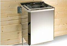 Saunaofen-Set mit Ofenanschlußkabel Weka