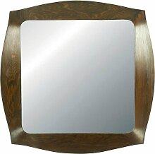 Savino Palisander Spiegel von Campo e Graffi für