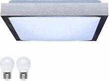 SAVONY IP20 (inkl. 2x LED Leuchtmittel E27 2x 6W)