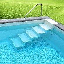 SAXONICA Pool Treppe Eleganz 80 Leiter