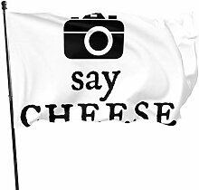 Say Cheese for The Camera Dekorative