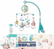SayHia Baby Mobile für Babybetten mit Musik, Crib