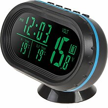 SaySure - 12V / 24V Auto LED Display Thermometer