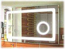 SBC Badspiegel mit LED Beleuchtung und