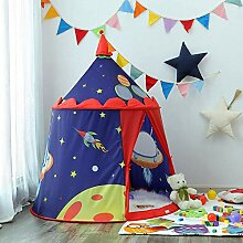SBRTL Prince Castle Spiel-Zelt Tragbare Pop Up