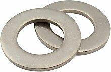 SC-Normteile | 100 Stück Unterlegscheiben Form A