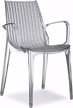 SCAB Design Sessel TRICOT mit Armlehnen h7404