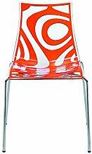 Scab Stuhl Wave (4-er Set)
