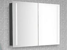 Scanbad Multo+ Spiegelschrank mit vertikalen