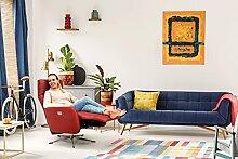 Scandico TV-Sessel Sessel Bosse / Drehbarer
