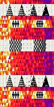Scandinavian Designers 2763 Vlies-Tapete Sven Markelius Pythagoras Weiß Rot Orange