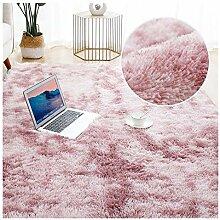 SCAYK Teppich für Wohnzimmer Flauschiger Teppich